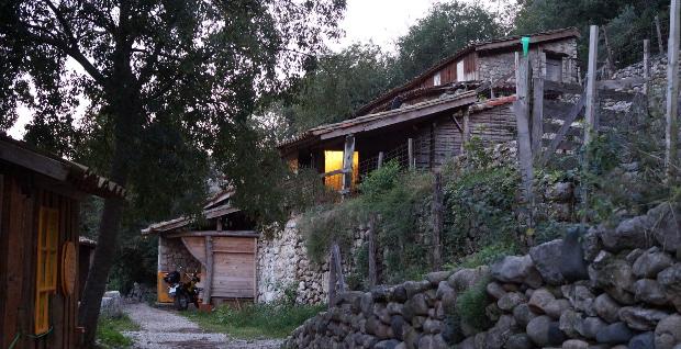 hameau du viel audon